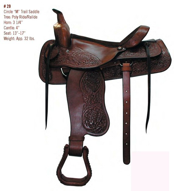 Valley Head Saddlery-Manufacturers of Circle M and Pro